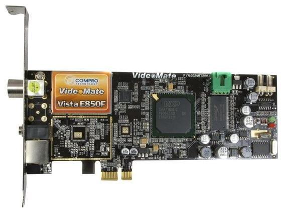 COMPRO VIDEOMATE ACTION NTSC WINDOWS XP DRIVER
