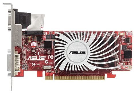 Buy video card ASUS Radeon HD 5450 650Mhz PCI-E 2 1 1024Mb 900Mhz 64