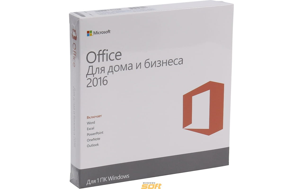 Buy Microsoft Office Home and Business 2016 32/64 / T5D-02277 — in ...