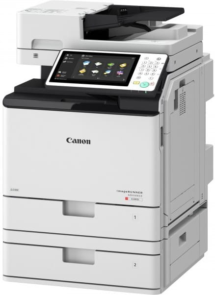 Buy MFP Canon iR-ADVC5540i Color Printer / Copier / Color