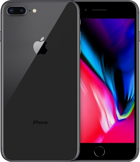 GSM Apple Iphone 8 Plus 256Gb / Grey