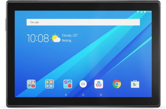 "Tablet Lenovo TAB4 / 10.1"" IPS HD 1280x800 / Snapdragon 425 / 2GB RAM / 16GB / LTE / GPS / 5MPx + 2MPx / Android 7.0 / 7000mAh / Black"