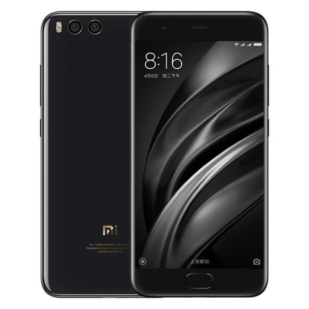 "GSM Xiaomi Mi 6 / 5.15"" 1920x1080 / Snapdragon 835 / 6Gb / 64GB / 12Mp/12Mp / 3350 мАh /"