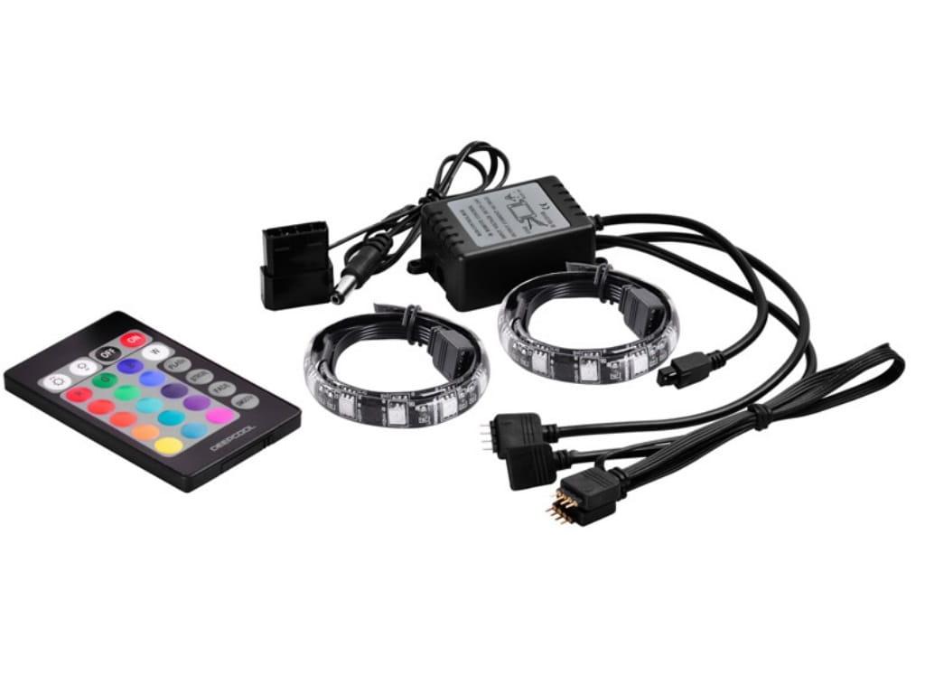 Buy LED strips Deepcool XDC-RGB350 / RGB color LED strip / Software