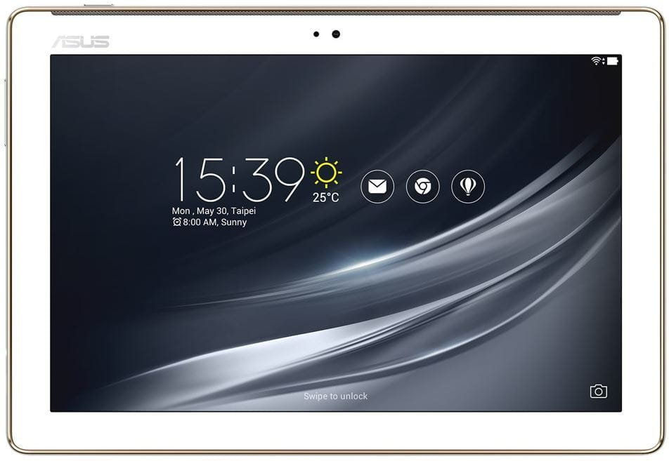 "Tablet ASUS ZenPad 10 Z301ML / 10.1"" IPS 1280x800 / Mediatek MT8735W / 2Gb / 16Gb / LTE / Android 7.0 Nougat / White"