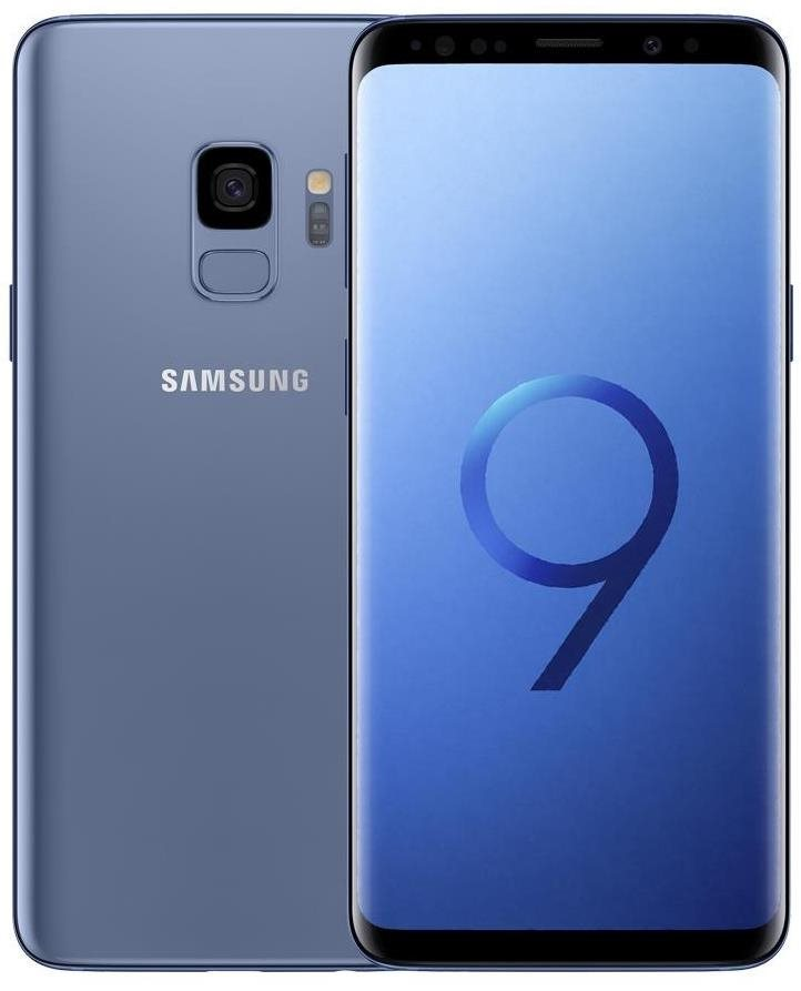 GSM Samsung Galaxy S9 / G960 / 64Gb /