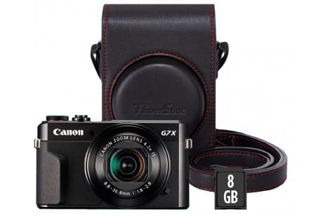 Camera Canon G7 X MARK II / Premium KIT /