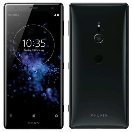 GSM SONY Xperia XZ2 H8266 / 64GB / Black