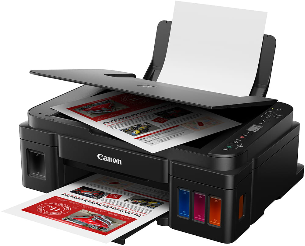 MFD Canon Pixma G3411 / Color Printer / Scanner / Copier / Wi-Fi / A4 /