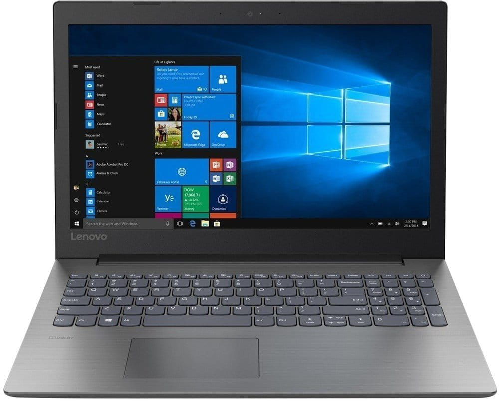 "Lenovo IdeaPad 330-15IGM / 15.6"" HD Non-glare / Pentium N5000 / 4GB DDR4 RAM / 1.0TB HDD / Intel UHD Graphics / DOS /"