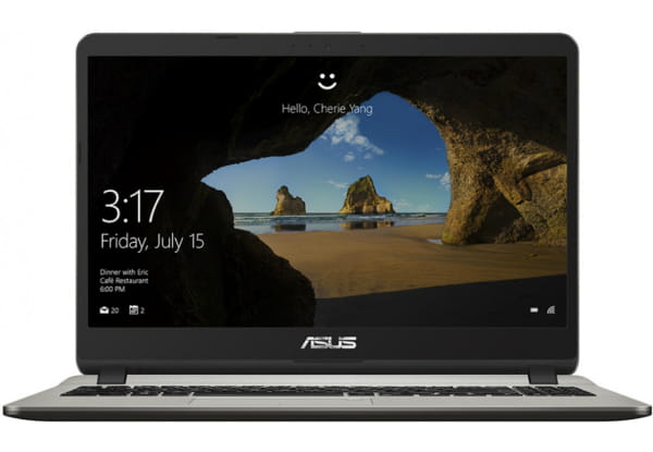 "Laptop ASUS X507UB / 15.6"" FullHD NanoEdge / i3-8130U / 4GB DDR4 / 256GB SSD + 1.0 TB / GeForce MX110 2GB / Endless OS /"