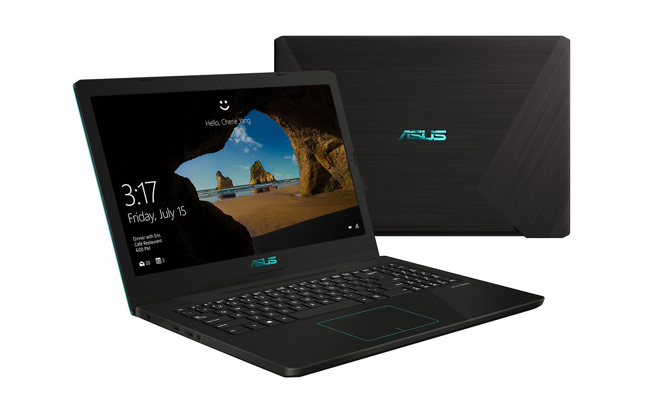 "Latop ASUS X570UD / 15.6"" FullHD USLIM LED / i7-8550U / 8GB DDR4 / 1.0TB HDD / GeForce GTX1050 4GB GDDR5 / Endless OS / Black"