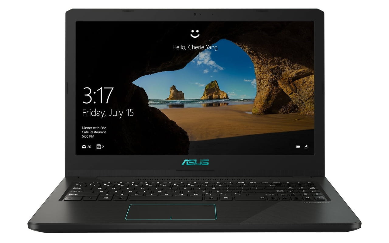 "Laptop ASUS X570UD / 15.6"" FullHD USLIM LED / i5-8250U / 8GB DDR4 / 1.0TB HDD / GeForce GTX1050 4GB GDDR5 / Endless OS / Black"