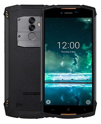 GSM DOOGEE S55 Lite / Orange