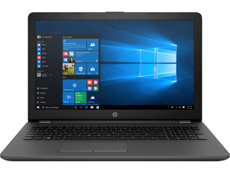 "Laptop HP 250 G6 / 15.6"" HD / i3-7020U / 8GB DDR4 / 1.0TB HDD / Intel HD Graphics 520 / Windows 10 Home / 4LT14EA#ACB / Grey"