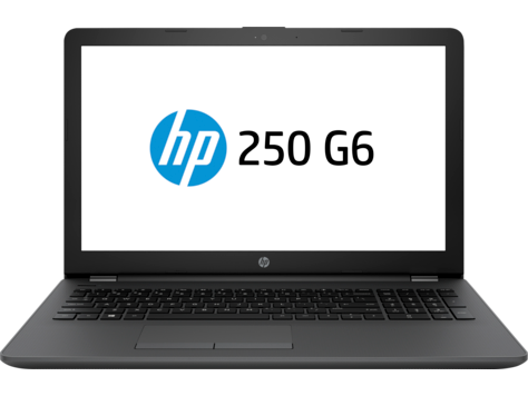 "Laptop HP 250 G6 / 15.6"" HD / i3-7020U / 8GB DDR4 / 256Gb SSD / Intel HD Graphics 520 / DOS / 3VK27EA#ACB Grey"