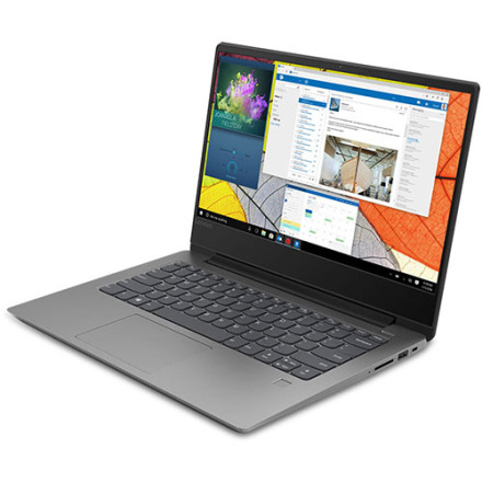 "Laptop Lenovo IdeaPad 330S-14IKB / 14.0"" IPS FullHD / i3-8130U / 8Gb DDR4 / 128Gb SSD + 1.0Tb HDD / Intel UHD Graphics / DOS /"