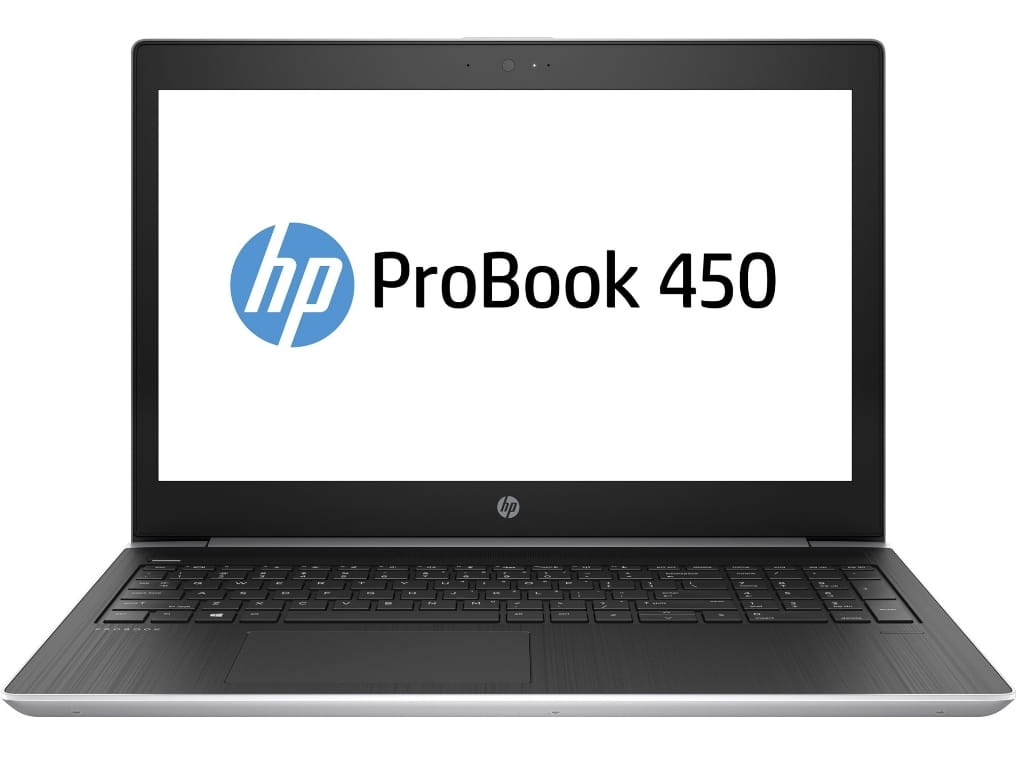 "Laptop HP ProBook 450 / 15.6"" FullHD / i3-8130U / 8GB DDR4 / 128GB SSD + 1.0TB HDD / Intel HD Graphics 620 / FreeDOS / 5PN93ES#ACB / Silver"