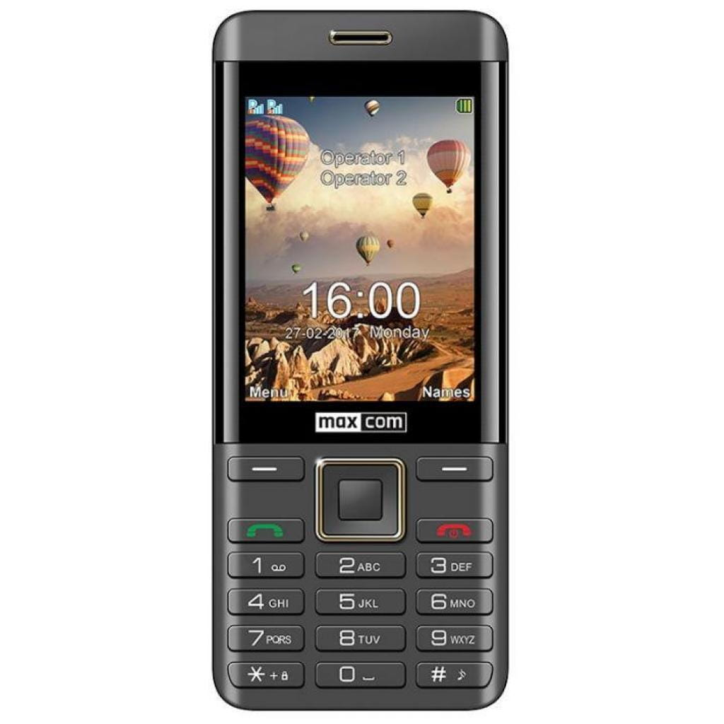 GSM MAXCOM MM236 / Black