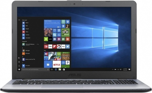 "Laptop ASUS X542UN / 15.6"" FullHD / i7-8550U / 8Gb RAM / 256Gb + 1.0TB HDD / GeForce MX150 4Gb / Endless OS /"