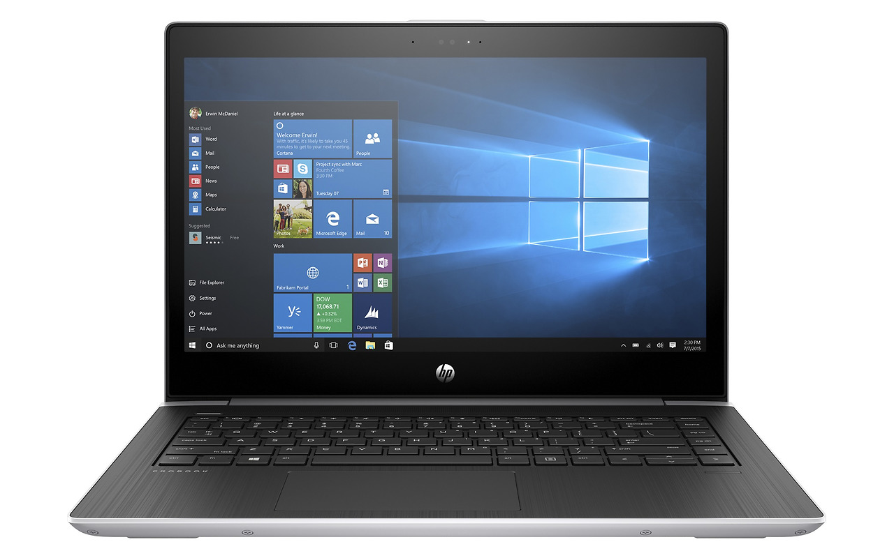 "Laptop HP ProBook 440 / 14.0"" FullHD / Intel Core i7-8550U / 16GB DDR4 / 512GB SSD / NVIDIA GeForce 930MX 2GB DDR3 / Windows 10 Professional / 2XZ68ES#ACB /"
