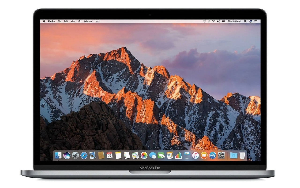 "Laptop Apple MacBook Pro / 13.3"" 2560x1600 Retina / Core i5 / 16Gb / 256Gb / Intel Iris Plus 640 / Mac OS Sierra / Z0UK000QQ /"
