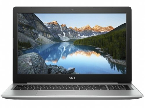"Laptop DELL Inspiron 15 5570 / 15.6"" FullHD Touchscreen / i7-8550U / 12Gb DDR4 / 1.0TB HDD / Intel UHD 620 / Windows 10 / Silver"