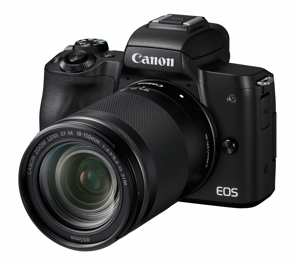Camera KIT Canon EOS M50 / EF-M18-150 IS STM /