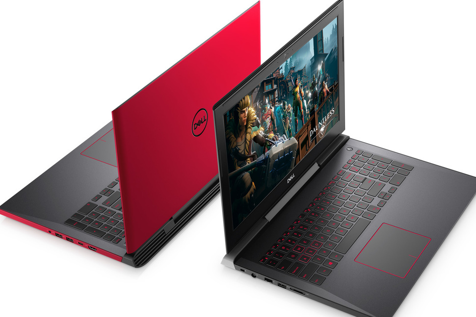 "Laptop DELL Inspiron Gaming 15 G5 5587 / 15.6"" IPS FullHD / Hexa-core i7-8750H / 8Gb DDR4 RAM / 128GB SSD + 1.0TB HDD / GeForce GTX1050Ti 4Gb DDR5 / Windows 10 /"