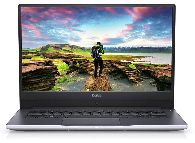 "Laptop DELL Inspiron 14 7472 / 14"" FullHD IPS / i5-8250U / 8Gb DDR4 / 256Gb SSD / GeForce MX150 2GB GDDR5 / Windows 10 /"