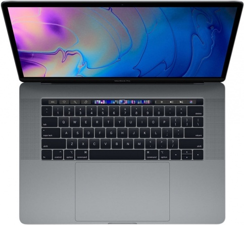 "Laptop APPLE MacBook Pro 2019 / 15.4"" Retina IPS / Intel Core i9 / 16Gb RAM / 512Gb SSD / AMD Radeon Pro 560X 4GB / macOS Mojave /"
