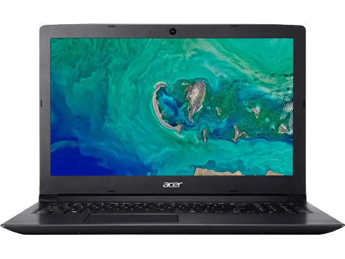 "Laptop ACER Aspire A315-53-C47L / 15.6"" FullHD / Intel Celeron 3867U / 4Gb DDR4 / 128Gb SSD / Intel HD Graphics 610 / Linux / NX.H38EU.112 / Black"