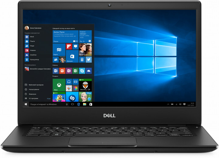 Laptop DELL Latitude 3400 / 14'' HD AG / Intel Core i3-8145U / 4GB DDR4 / 128GB SSD / Intel UHD 620 Graphics / Windows 10 Professional / 273230423 /