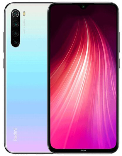 GSM Xiaomi Redmi Note 8 / 4Gb / 128Gb /