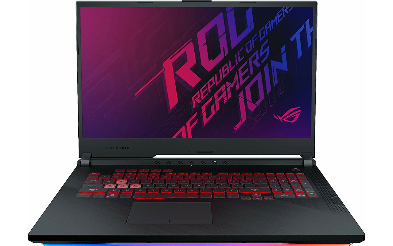 "ASUS G731GU / 17.3"" FullHD 144Hz / i7-9750H / 16Gb RAM / 512Gb SSD / GeForce GTX 1660Ti 6Gb / Windows 10 Pro /"