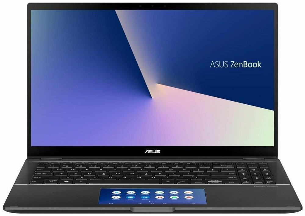 "ASUS Zenbook Flip UX563FD / 15.6"" FullHD Touch / Intel Core i7-10510U / 16Gb RAM / 1.0TB SSD / GeForce GTX 1050 4Gb / Windows 10 Home /"