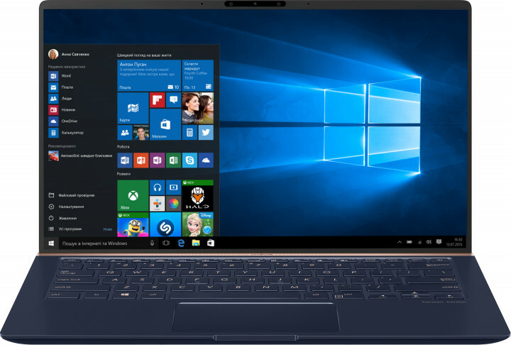 "ASUS Zenbook UX433FAC / 14.0"" FullHD / Intel Core i5-10210U / 16Gb RAM / 512Gb SSD / Windows 10 Home /"