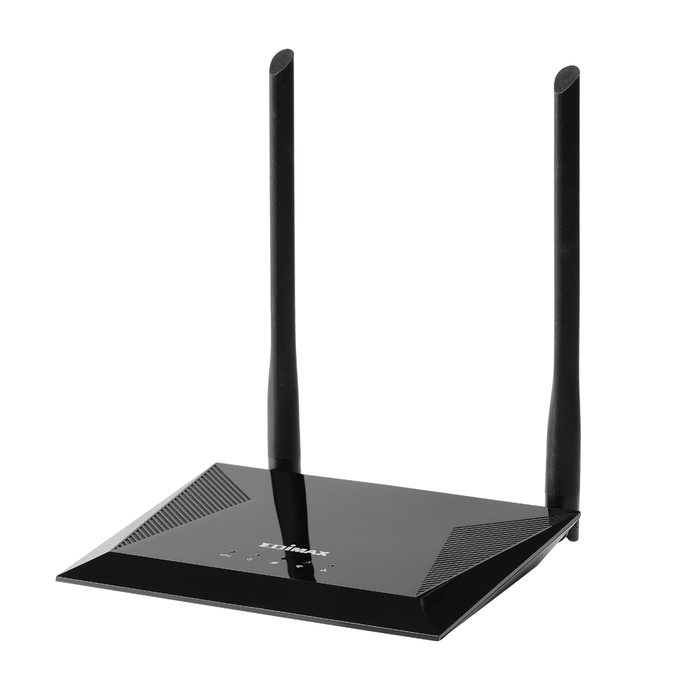 EDIMAX BR-6428NS V5 N300 Wireless 4-in-1 / Black