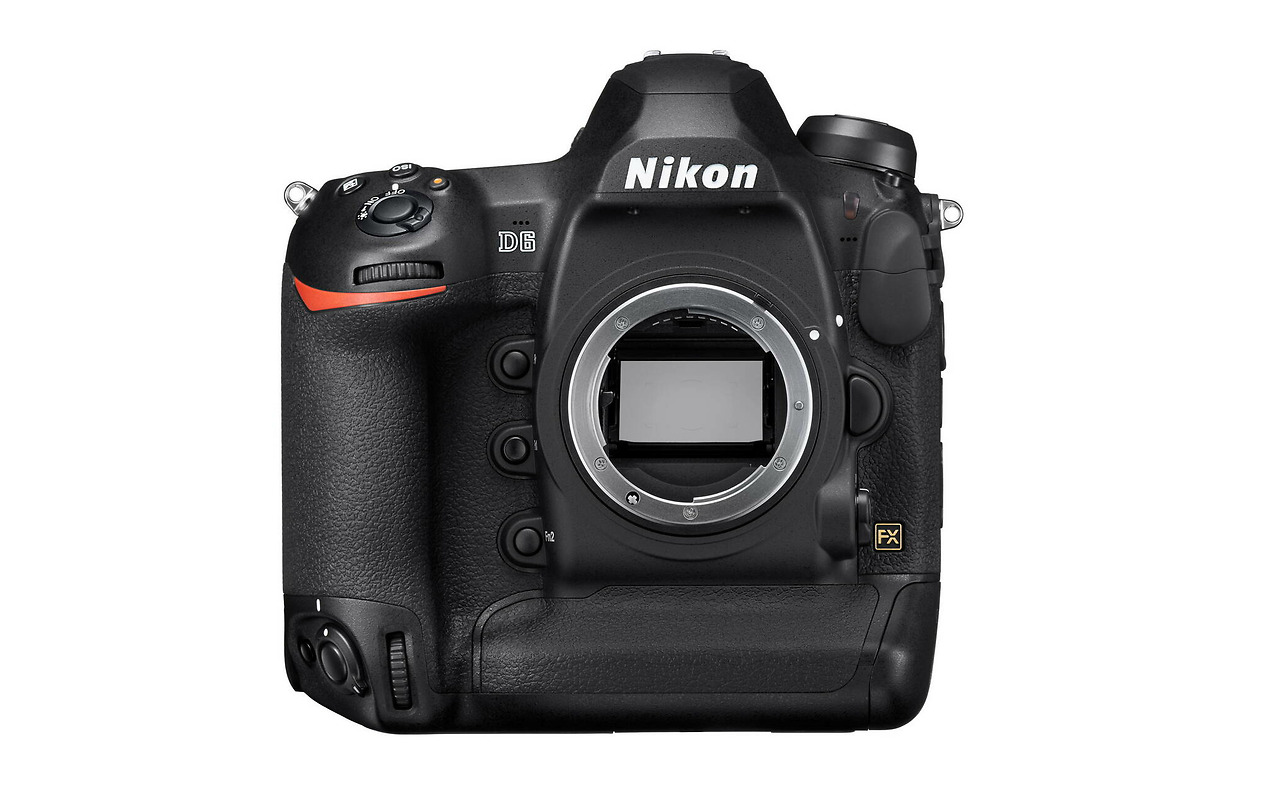 Nikon D6 Digital SLR Body VBA570AE /
