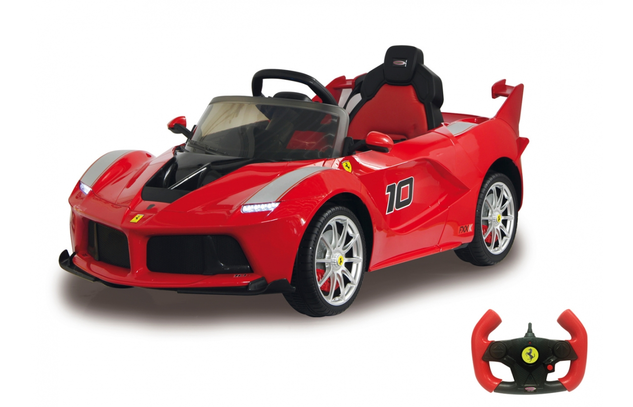 Buy Rideon Ferrari Fxxk Red In The Best Online Store Of Moldova Nanoteh Md Is Always Original Goods And Official Warranty At An Affordable Price