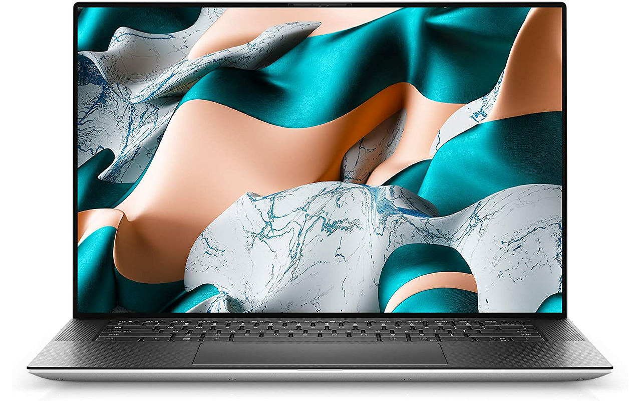 "DELL XPS 15 9500 / 15.6"" FullHD+ / Intel Core i7-10750H / 16Gb RAM / 1.0Tb SSD / GeForce GTX 1650 Ti 4Gb / Windows 10 Home  / Silver"