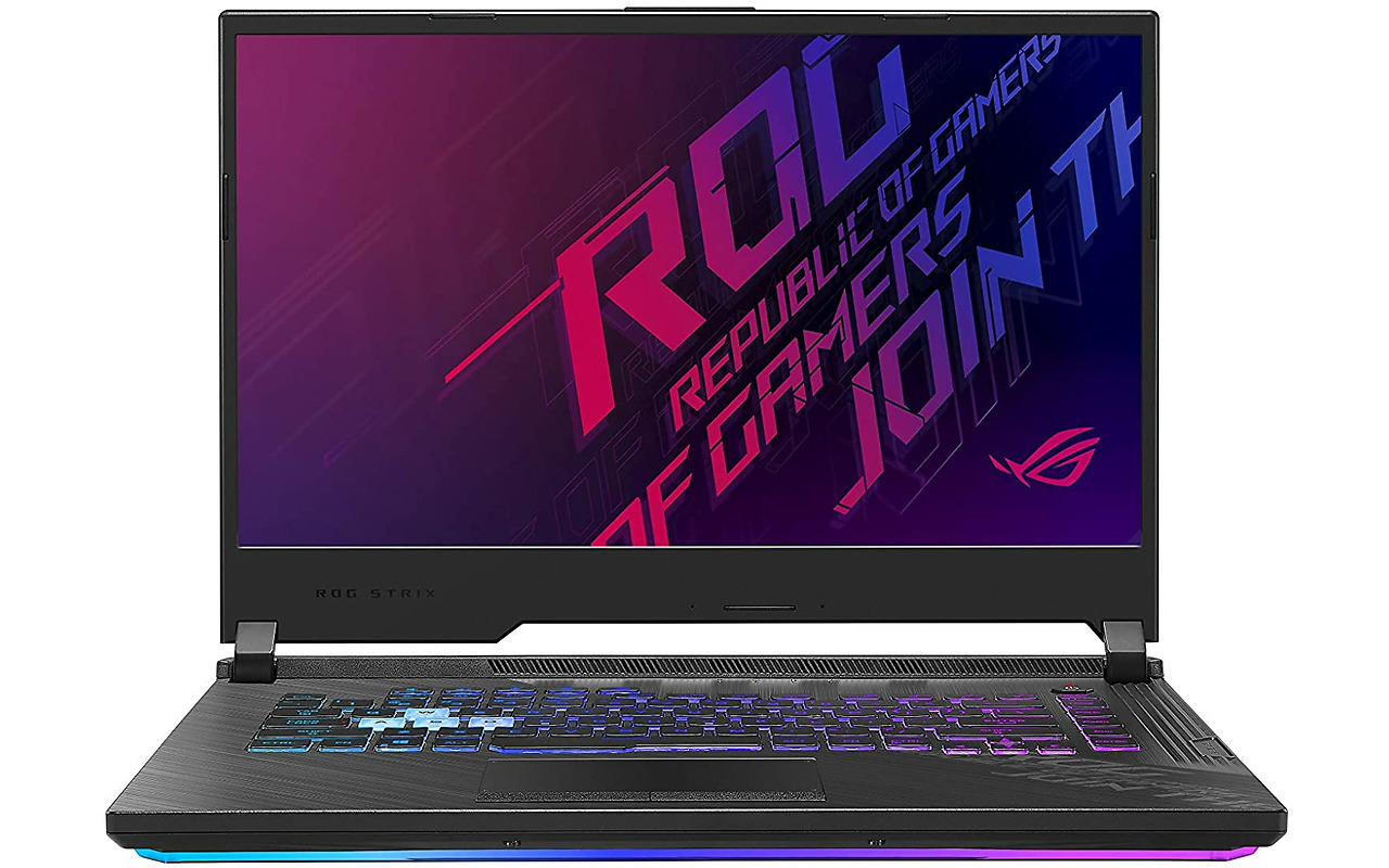 "ASUS G512LW / 15.6"" FullHD 144Hz / Intel Core i7-10750H / 16Gb RAM 512Gb SSD / GeForce RTX 2070 8Gb / No OS /"
