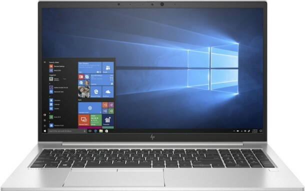 "HP EliteBook 855 G7 / 15.6"" FullHD UWVA / AMD Ryzen 5 4500U / 8GB DDR4 / 256GB NVMe / AMD Radeon Graphics / Windows 10 PRO / 204G4EA#ACB /"