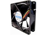 Fan Chieftec AF-0625S / PC Case / 60x60x25 mm / 27 dBA / 2800 RPM / 12 CFM
