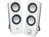 Speakers Logitech Z200 / 2.0 / 5W / Black / White