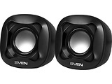 Speakers Sven 170 / 2.0 / 5W / Black