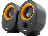 Speakers Sven 316 / 2.0 / 4W / Black