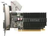 VGA ZOTAC GeForce GT710 Zone Edition / 1GB DDR3 / 64bit / Passive Cooling / ZT-71301-20L