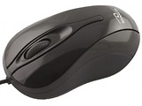 Mouse TITANUM HORNET TM103 / 1000DPI / Black / Red