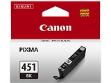 Canon CLI-451Y Black / Yellow